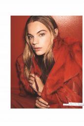Estella Boersma - ELLE Magazine UK December 2019