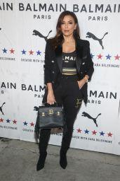 Eva Longoria – PUMA x Balmain Launch Event in LA