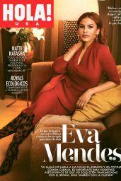Eva Mendes - Hola! USA December 2019 / January 2020 Issue