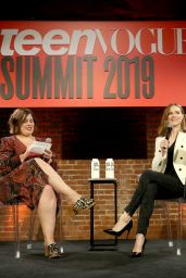 Evan Rachel Wood - 2019 Teen Vogue Summit