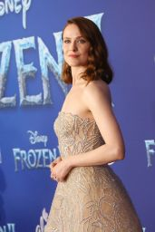 "Evan Rachel Wood - ""Frozen 2"" Premiere in Hollywood"