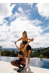 Faith Schroder in Bikini - Social Media 11/28/2019