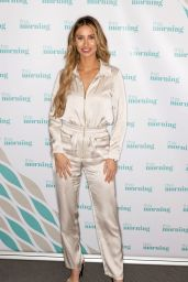 "Ferne McCann -""This Morning"" TV Show in London 11/26/2019"