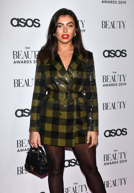 Francesca Allen - The Beauty Awards 2019