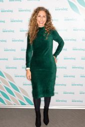 "Gaynor Faye - ""This Morning"" TV Show in London 11/25/2019"
