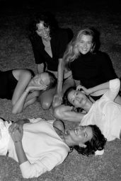 Gemma Ward, Georgia Fowler, Victoria Lee and Charlee Fraser - Harper's Bazaar Australia December 2019 Issue