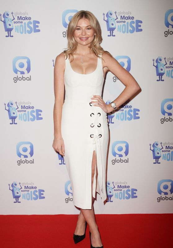 Georgia Toffolo - Global Make Some Noise Night Gala in London 11/25/2019