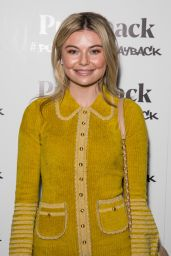 Georgia Toffolo – Puttshack Launch Party in London