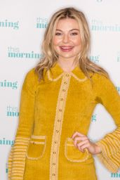 "Georgia Toffolo - ""This Morning"" TV Show in London 11/22/2019"