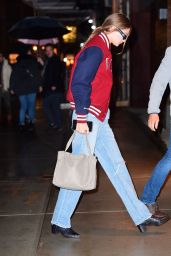 Gigi Hadid - Out in NYC 11/18/2019