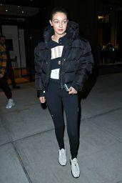 Gigi Hadid - Shops at the ABC Carpet 11/05/2019