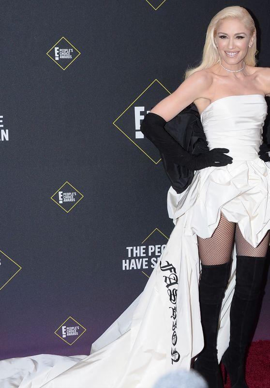 Gwen Stefani – 2019 People's Choice Awards