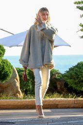 Hailey Rhode Bieber and Justin Bieber - Nobu in Malibu 11/22/2019