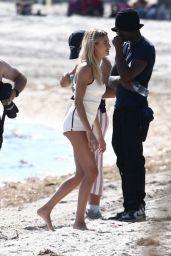 Hailey Rhode Bieber Bikini Photroshoot in Miami 11/27/2019 (more photos)