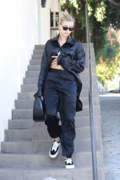 Hailey Rhode Bieber - Leaves a West Hollywood 11/05/2019