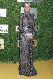 Halima Aden – Lincoln Center Corporate Fashion Gala in NYC 11/18/2019