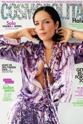 Halsey - Cosmopolitan Netherlands December 2019 Issue