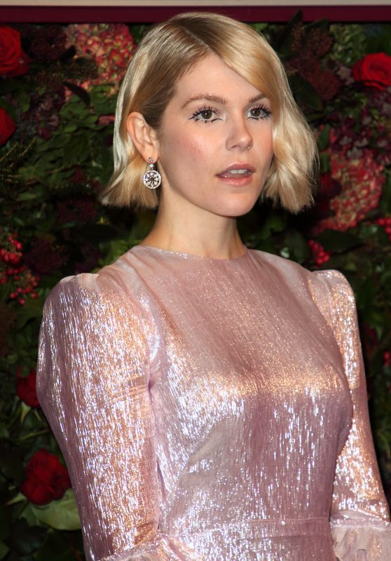 Hannah Arterton – Evening Standard Theatre Awards 2019 in London