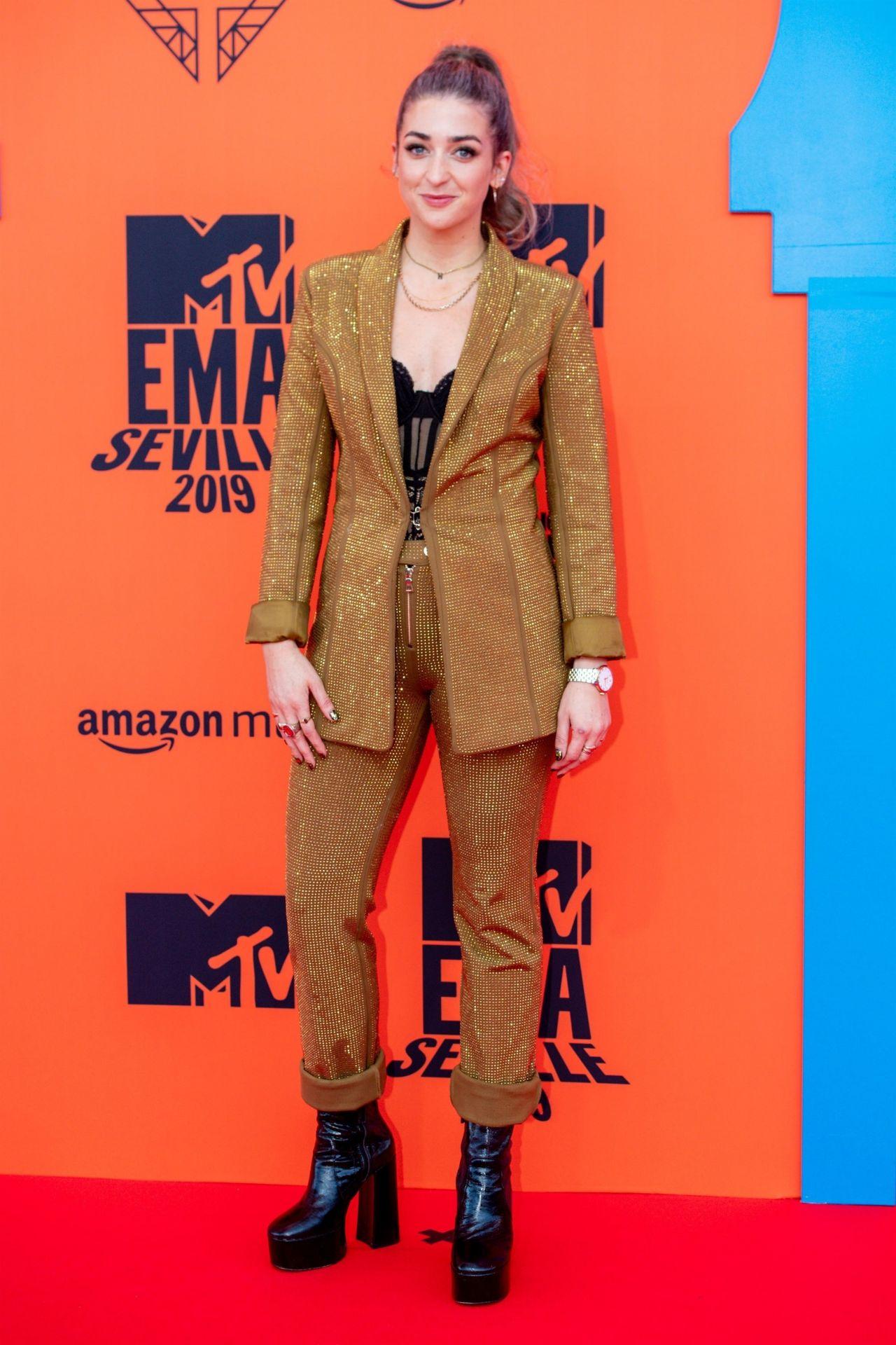 Harriet Rose - 2019 MTV Europe Music Awards • CelebMafia