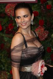 Hayley Atwell – Evening Standard Theatre Awards 2019 in London