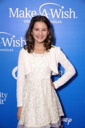 Hayley LeBlanc – Wish Gala in Beverly Hills 11/20/2019