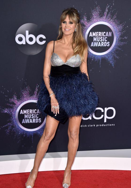Heidi Klum – American Music Awards 2019