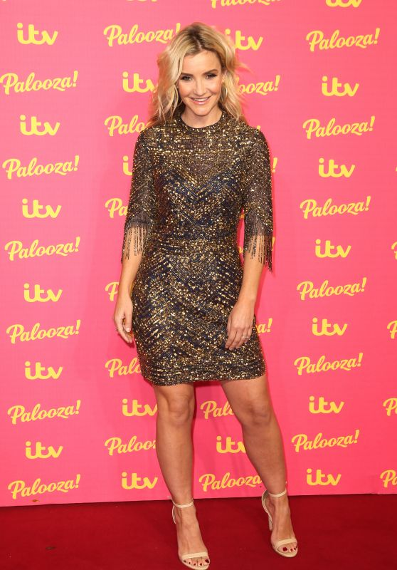 Helen Skelton – ITV Palooza 2019 in London
