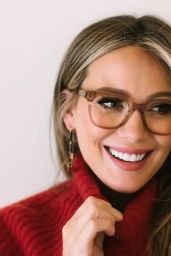 "Hilary Duff - ""Muse x Hilary Duff"" Eyewear Collection"