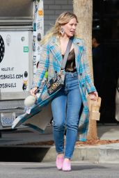 Hilary Duff - Out in Los Angeles 11/26/2019