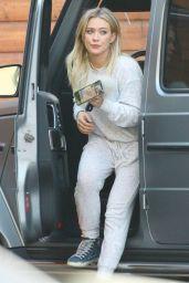 Hilary Duff - Sherman Oaks Pet Hospital 11/11/2019