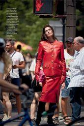 Hilary Rhoda - ELLE Magazine Italy 12/07/2019 Issue