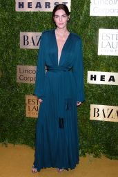 Hilary Rhoda – Lincoln Center Corporate Fashion Gala in NYC 11/18/2019