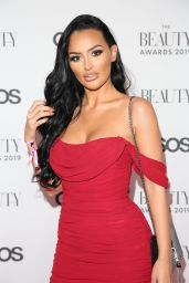 Holly Boon – The Beauty Awards with ASOS
