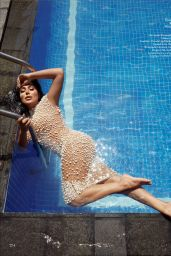 Huda Kattan - Vogue Magazine India November 2019 Issue