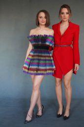 Hunter King and Joey King – 2019 People's Choice Awards Photoshoot