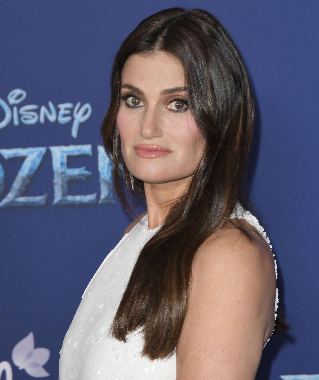 "Idina Menzel – ""Frozen 2"" Premiere in Hollywood  Idina Menzel �..."