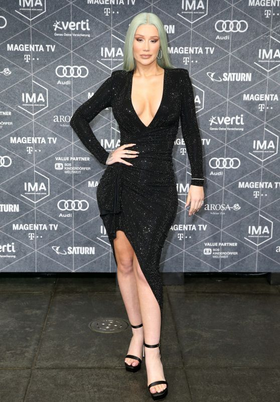 Iggy Azalea - IMAs 2019 Award in Berlin