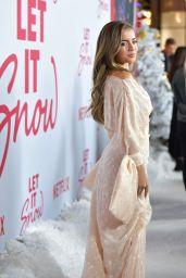 """Isabela Merced – """"Let It Snow"""" Premiere in LA"""
