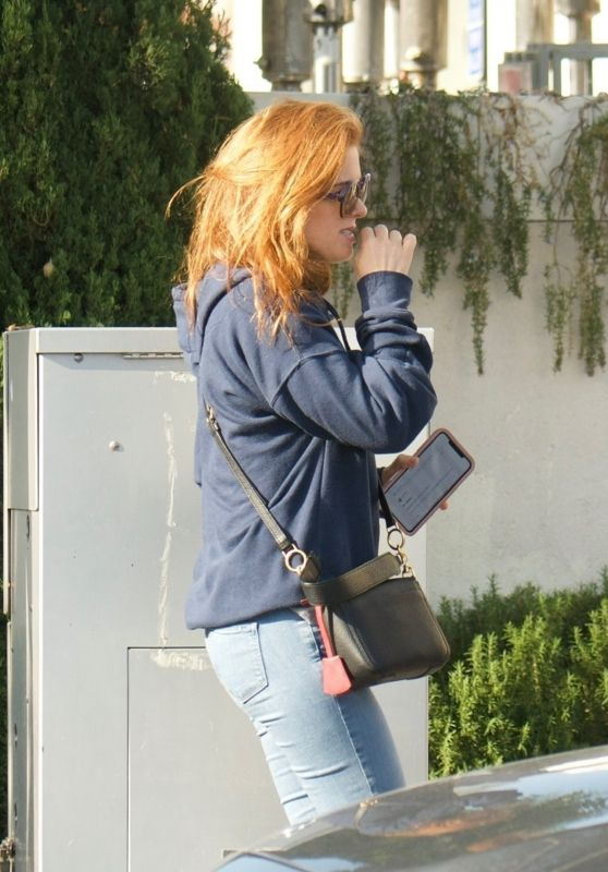 Isla Fisher - Out in Beverly Hills 11/21/2019