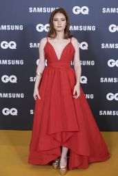 Ivana Baquero – GQ Men of the Year Awards 2019 in Madrid