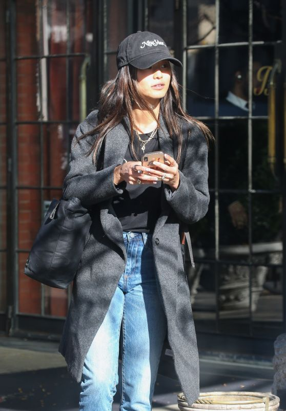 Jamie Chung - Out in New York 11/04/2019