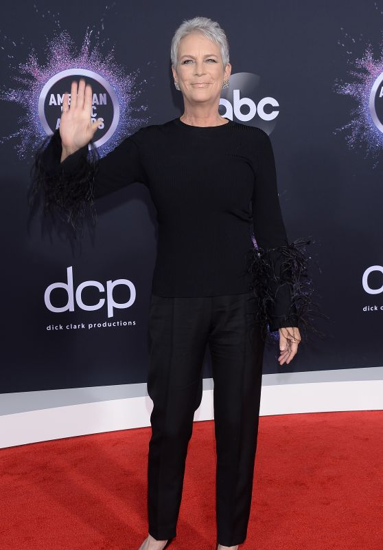 Jamie Lee Curtis – American Music Awards 2019