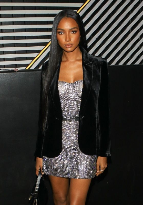 Jasmine Tookes – boohoo.com Holiday Party in LA