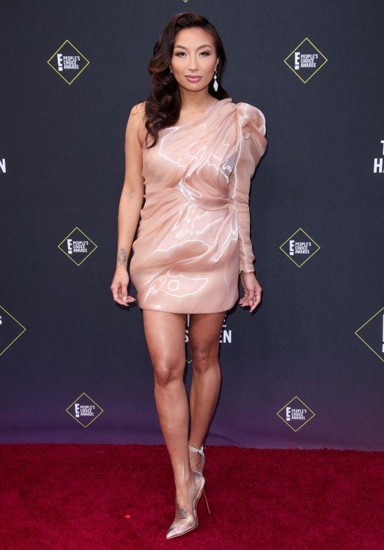 Jeannie Mai – 2019 People's Choice Awards