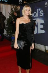 Jenni Falconer – Global Make Some Noise Night Gala in London 11/25/2019