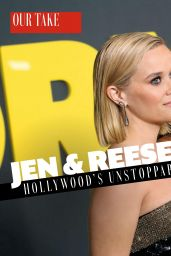 Jennifer Aniston and Reese Witherspoon - Grazia Magazine UK 11/11/2019 Issue
