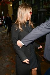 Jennifer Aniston - Connaught Hotel in London 11/01/2019