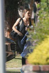 Jennifer Garner - Heading to a Gym in Santa Monica 11/23/2019