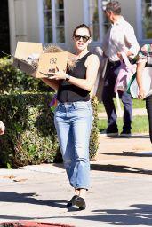 Jennifer Garner - Out in Brentwood 10/31/2019