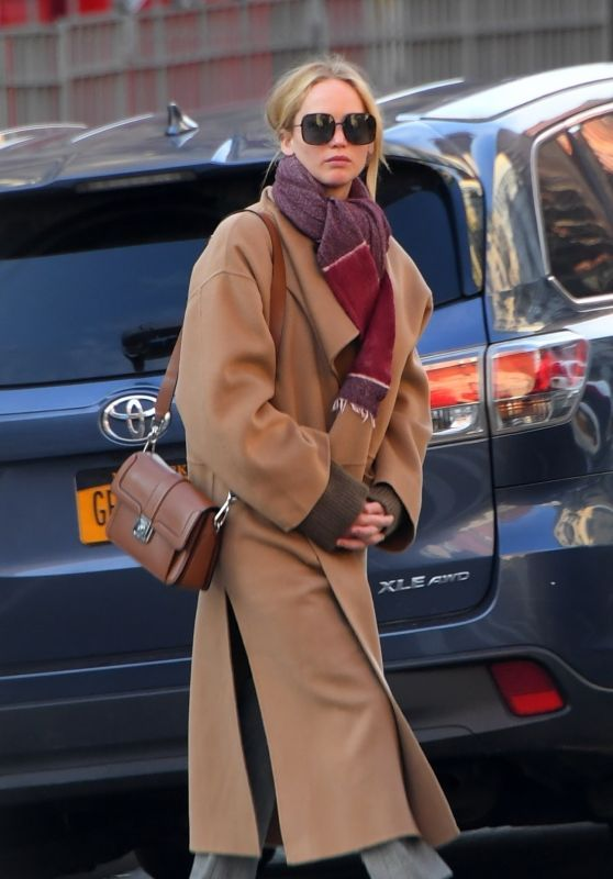 Jennifer Lawrence - Out in NYC 11/25/2019